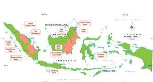 Kota di Indonesia